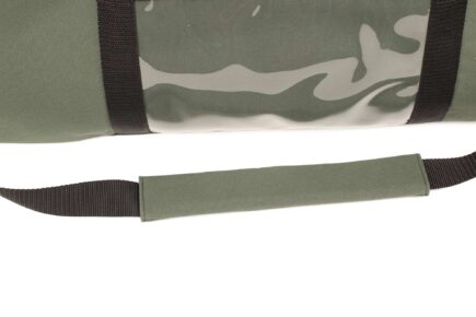 INTELCASE Canvas Duck Case Cover - padded shoulder strap