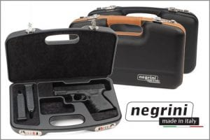 INTELCASE Co. Announces a New Line of Deluxe Luggage Cases Fitted for GLOCK Handguns