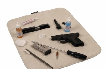 STIL CRIN Padded Handgun Cleaning Mat