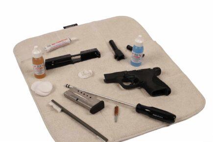 STIL CRIN Padded Handgun Cleaning Mat