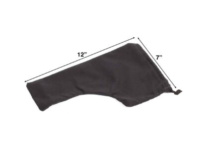 Handgun Sock dimensions