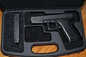 Negrini Glock case is attractive transport for travell