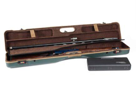 Negrini Deluxe UNICASE Shotgun Case - Beretta A400 Autoloader