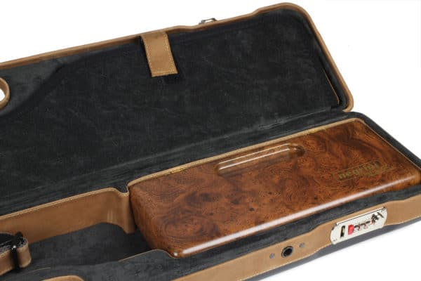 Negrini 16406PLX-UNI Universal Shotgun Case interior close-up