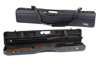 Negrini UNICASE Luxury Shotgun Case - 16406LR-UNI/5590