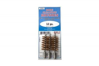 TCS Shotgun Cleaning Brushes for 12 ga