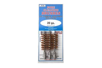 TCS Shotgun Cleaning Brushes for 20 ga