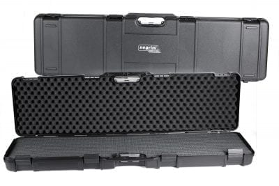 Negrini Die-cut Rifle Case - 1640C-ISY
