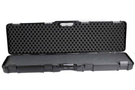 Negrini Die-cut Rifle Case - 1640C-ISY interior front