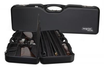 Negrini 1671BLR/5678 Two Shotgun/Four Barrel Case