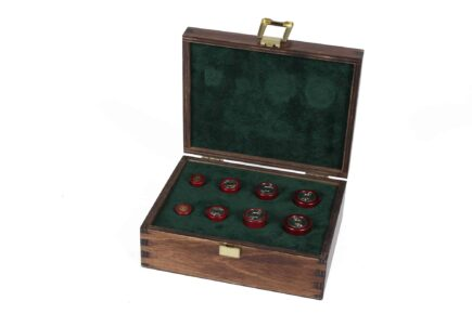 Snap Cap Gift Set by Stil Crin of Italy interior