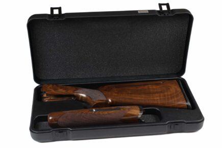 Negrini 5038 Wood Stock and Forearm Case