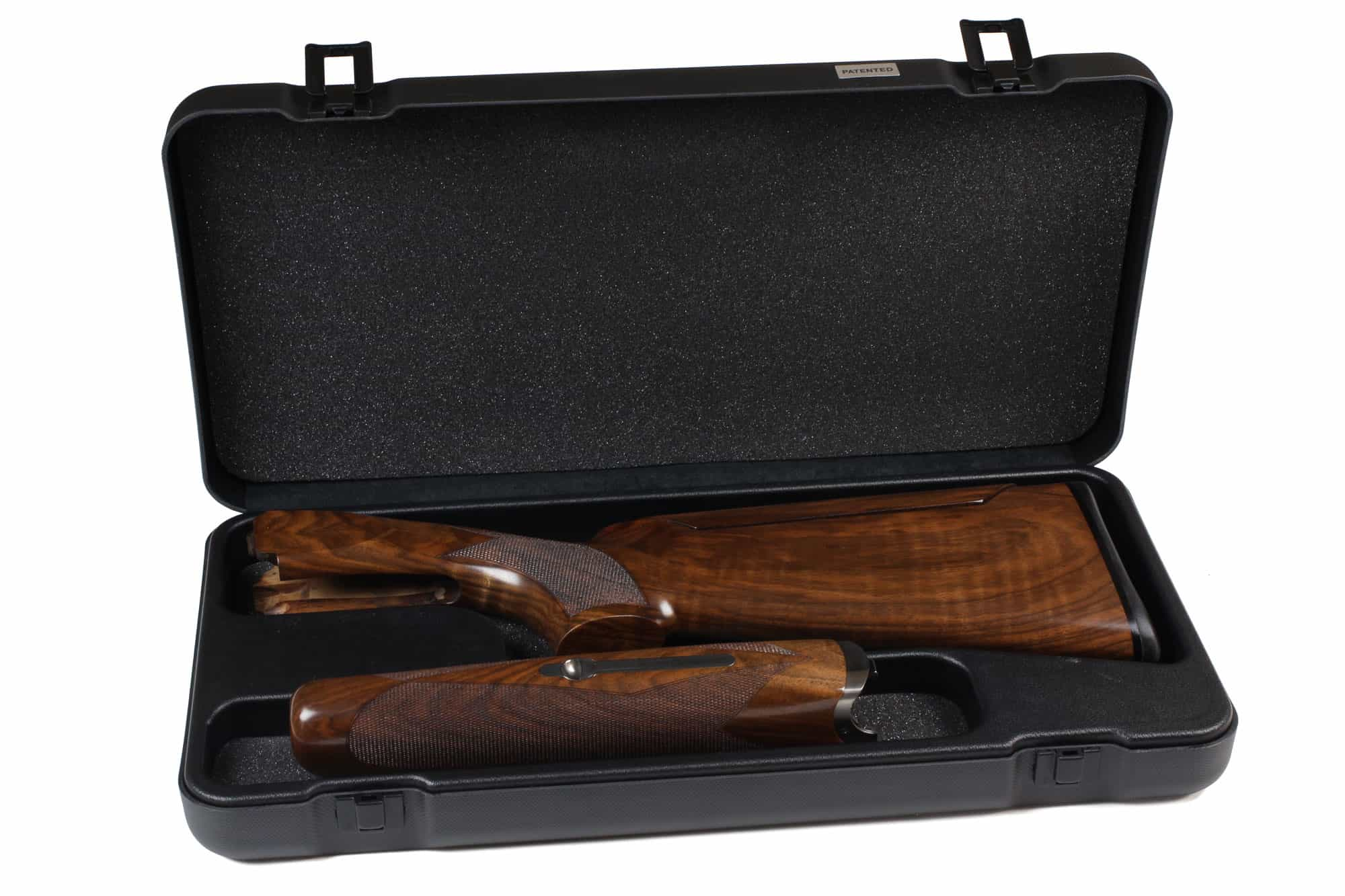 Negrini Wood Stock and Forearm Storage Case - 5038