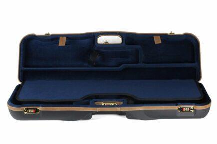 Negrini 1646LX-2F/4760 OU/SxS Deluxe Two Sporting Shotgun Takedown Shotgun Case interior top