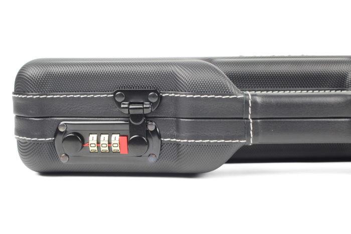 SIG SAUER® Luxury Handgun Cases - profile case lock